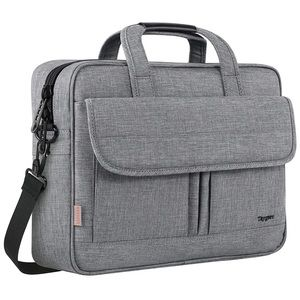 "Laptop Bag 15.6"" Business Briefcase WaterResistant"